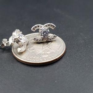 Earrings sterling silver real